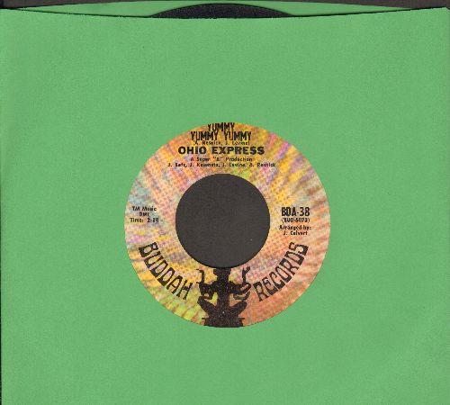 Ohio Express - Yummy, Yummy, Yummy/Zig Zag  - EX8/ - 45 rpm Records