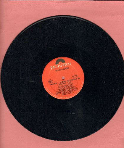 Ollie & Jerry - Breakin'…There's No Stopping Us (6:51 minutes Club Mix)/(5:33 minutes Maxi Sleeve) (12 inch vinyl Maxi Single) - NM9/ - 45 rpm Records