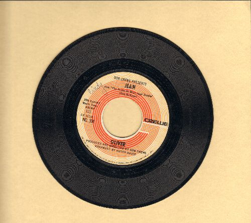 Oliver - Jean (From film -The Prime Of Miss Jean Brodie-)/The Arrangement (wol) - VG7/ - 45 rpm Records
