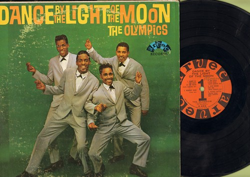Olympics - Dance By The Light Of The Moon: Peanut Butter, Little Pedro, Dooley, Shimmy, Just Like That (vinyl MONO LP record) - VG7/VG7 - LP Records