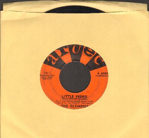 Olympics - Little Pedro/Bull Fight - VG7/ - 45 rpm Records