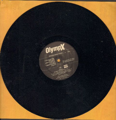 OlympX - Ultimate Game Trilogy/Black Jesus/914 (12 inch vinyl Maxi Single featuring 6 Extended Club Tracks) - EX8/ - Maxi Singles