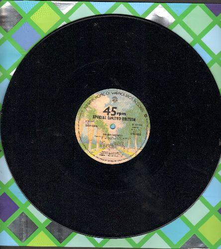 Benson, George - On Broadway/We As Love (12 inch Maxi Single, British Pressing) - EX8/ - Maxi Singles