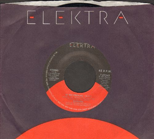 Dokken - In My Dreams/Til The Livin' End (with Elektra company sleeve) - NM9/ - 45 rpm Records