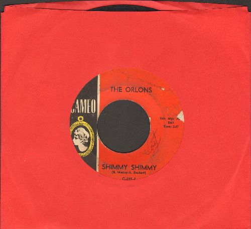 Orlons - Shimmy Shimmy/Everything Nice - VG6/ - 45 rpm Records
