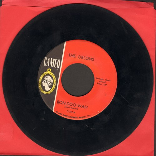Orlons - Bon-Doo-Wah/Don't Throw Your Love Away - EX8/ - 45 rpm Records