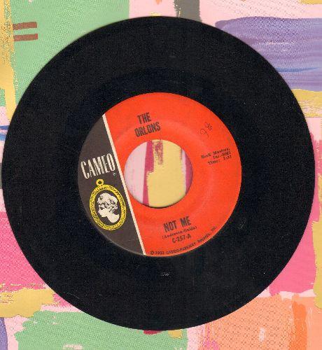 Orlons - Not Me/My Best Friend - EX8/ - 45 rpm Records
