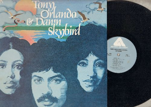 Orlando, Tony & Dawn - Skybird: Personality, All In The Game, Dance To The Music, Kelly Blye (vinyl STEREO LP record) - NM9/EX8 - LP Records