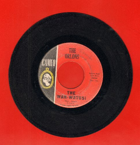 Orlons - The Wah-Watusi/Holiday Hill (original first issue) - VG7/ - 45 rpm Records