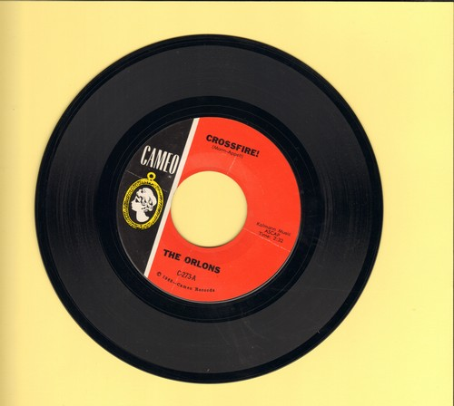 Orlons - Crossfire!/It's No Big Thing  - VG7/ - 45 rpm Records
