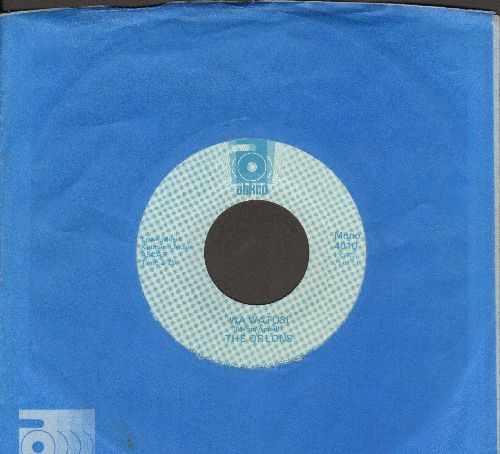 Orlons - Wa-Watusi/Don't Hang Up (double-hit re-issue with Abkco company sleeve) - NM9/ - 45 rpm Records