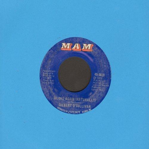 O'Sullivan, Gilbert - Alone Again (Naturally)/Save It  - NM9/ - 45 rpm Records