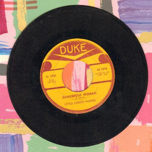 Parker, Little Junior - Dangerous Woman/Belinda Marie - G5/ - 45 rpm Records
