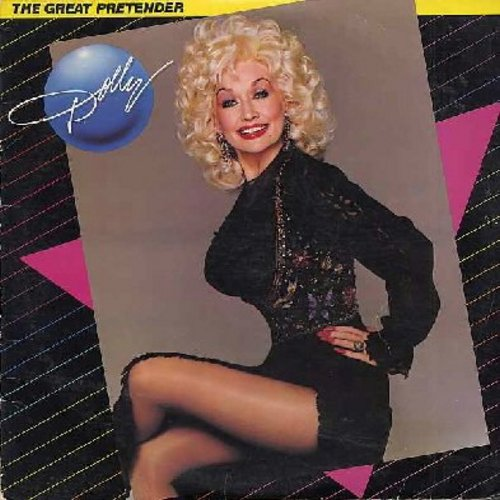 Parton, Dolly - The Great Pretender: Save The Last Dance For Me, Downtown, She Don't Love You (Like I Love You), I Can't Help Myself (Sugar Pie, Hony Bunch), Elusive Butterfly (vinyl STEREO LP record) - EX8/EX8 - LP Records