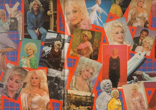 Parton, Dolly - Greatest Hits: 9 to 5, Me And Little Andy, Here You Come Again, Islands In The Stream, I Will Always Love You (vinyl LP record, gate-fold cover!) - NM9/NM9 - LP Records