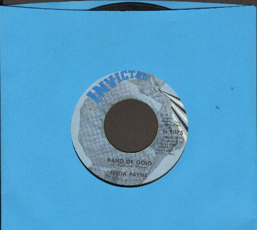 Payne, Freda - Band Of Gold/Easiest Way To Fall  - EX8/ - 45 rpm Records