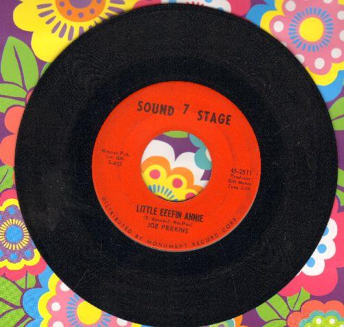 Perkins, Joe - Little Eeefin Annie/Uncle Eeef - EX8/ - 45 rpm Records