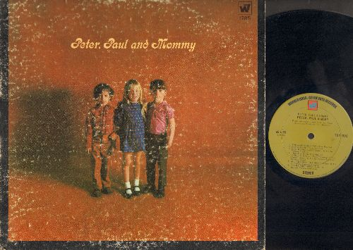 Peter, Paul & Mary - Peter, Paul And Mommy: The Marvelous Toys, Day Is Done, Leatherwing Bat, I Have A Song To Sing, All Through The Night, It's Raining, Going To The Zoo, Boa Constrictor, Make Belive Town, Mockingbird, Christmas Dinner, Puff The Magic Dr