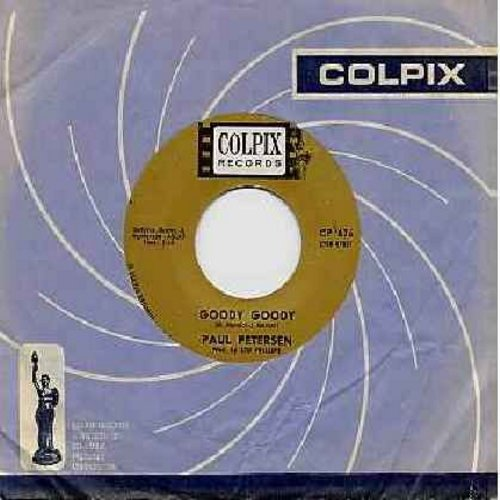 Petersen, Paul - Goody Goody/Amy (with RARE original company sleeve) - NM9/ - 45 rpm Records