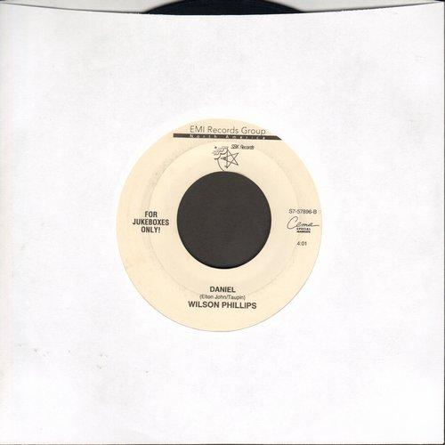 Wilson Phillips - Give It Up/Daniel (Juke Box Pressing) - NM9/ - 45 rpm Records