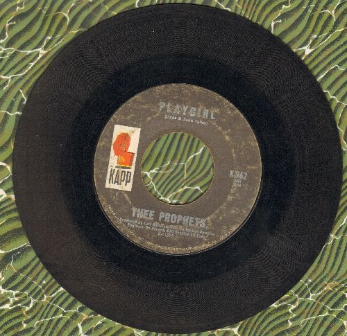 Prophets - Playgirl/Patricia Ann  - VG7/ - 45 rpm Records
