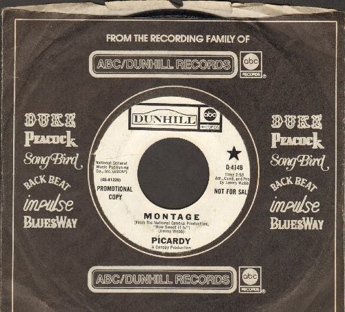 Picardy - Montage/How Sweet It Is (DJ advance pressing with company sleeve) - EX8/ - 45 rpm Records