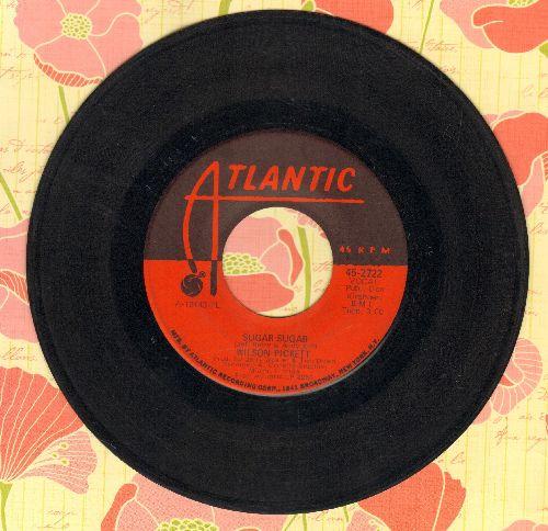 Pickett, Wilson - Sugar Sugar/Cole, Cooke & Redding - VG7/ - 45 rpm Records
