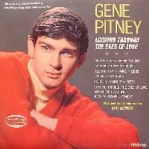 Pitney, Gene - Looking Through The Eyes Of Love: Unchained Melody, Misty, Tonight, Maria, More - VG6/VG6 - LP Records