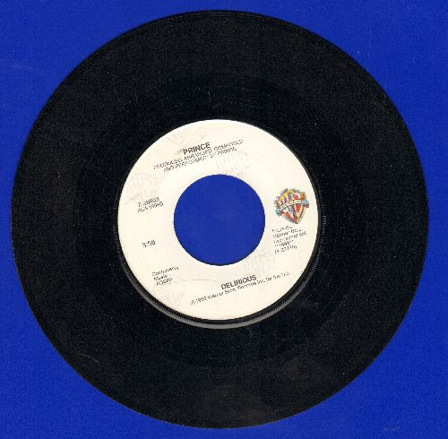 Prince - Delirious/Horny Toad - EX8/ - 45 rpm Records