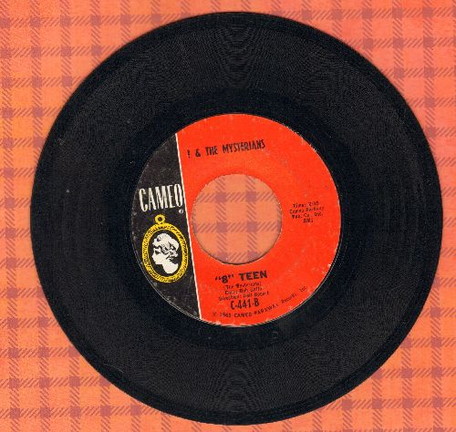 "Question Mark & The Mysterians - I Need Somebody/""8"" Teen  - EX8/ - 45 rpm Records"
