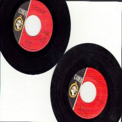 Question Mark & The Mysterians - 2 for 1 Special: 96 Tears/I Need Somebody (2 vintage first issue 45rpm records for the price of 1!) - VG7/ - 45 rpm Records