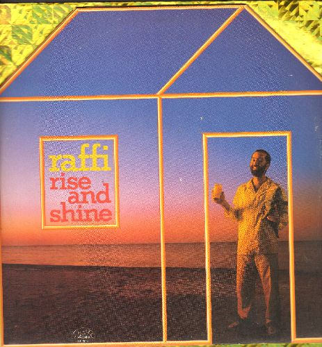 Raffi - Rise And Shine: Wheels On The Bus, Big Beautiful Planet, Something In My ShoeDucks Like Rain (vinyl STEREO LP record) - EX8/NM9 - LP Records