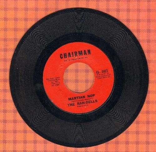 Ran-Dells - Martian Hop (Halloween Party Favorite!)/Forgive Me Darling (I Have Lied)  - EX8/ - 45 rpm Records
