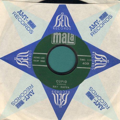 Rappa, Ray - Cupid/Tanto Tanto (with Mala company sleeve) - VG7/ - 45 rpm Records