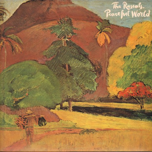Rascals - Peaceful World: Little Dove, Happy Song, Bit Of Heaven, Mother Nature Land (2 vinyl STEREO LP record set, gate-fold cover, Britis Pressing) - M10/EX8 - LP Records