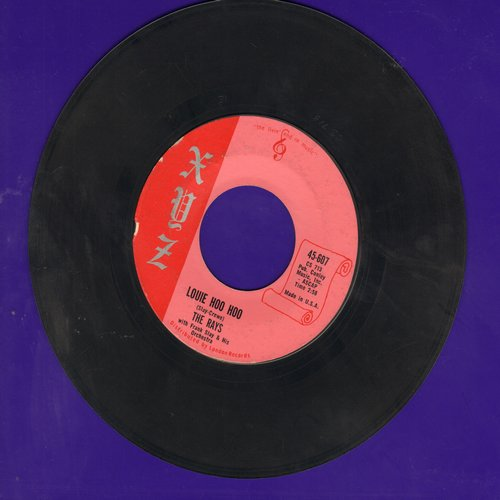 Rays - Louie Hoo Hoo/Magic Moon  - EX8/ - 45 rpm Records