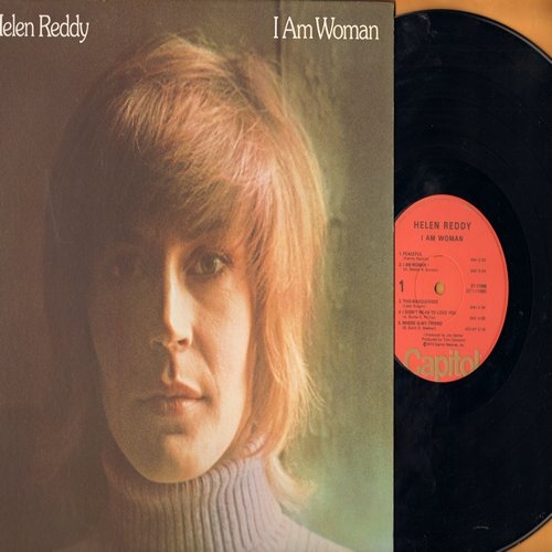 Reddy, Helen - I Am Woman: And I Love You So, Hit The Road Jack, Where Is The Law (vinyl STEREO LP record) - NM9/NM9 - LP Records