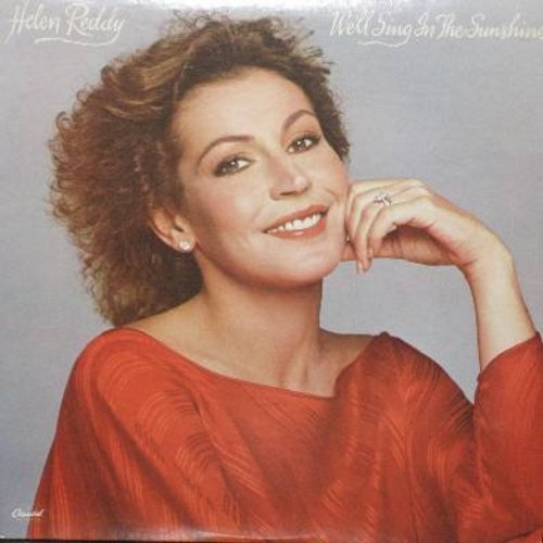 Reddy, Helen - We'll Sing In The Sunshine: Ready Or Not, Poor Little Fool, Blue, Catch My Breath, Lady Of The Night (vinyl STEREO LP record) - NM9/EX8 - LP Records