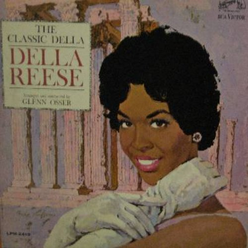 Reese, Della - The Classic Della: My Reverie, Stranger In Paradise, Till The End Of Time, Don't You Know, These Are The Things I Love (vinyl MONO LP record) - VG7/VG7 - LP Records