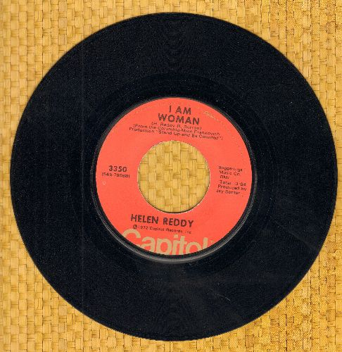 Reddy, Helen - I Am Woman/More Than You Could Take  - VG7/ - 45 rpm Records