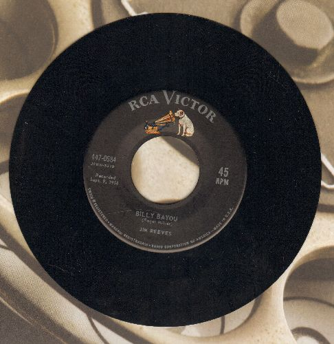 Reeves, Jim - Partners/Billy Bayou (1959 first pressing) - NM9/ - 45 rpm Records