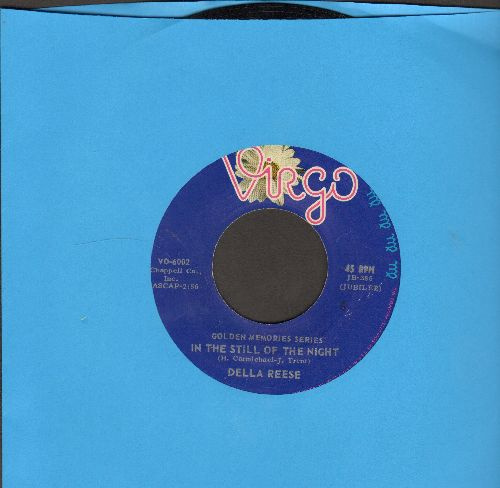 Reese, Della - In The Still Of The Night/Years From Now (early re-issue) - NM9/ - 45 rpm Records