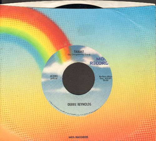 Reynolds, Debbie - Tammy/French Heels (re-issue) - NM9/ - 45 rpm Records