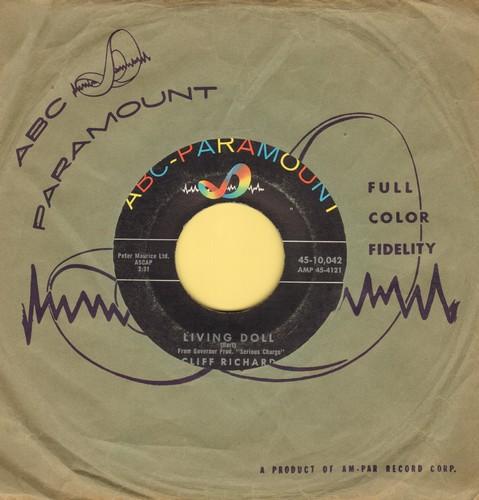 Richard, Belton - The Streak (Cajun Version)/Roll On Wagon Wheel - NM9/ - 45 rpm Records
