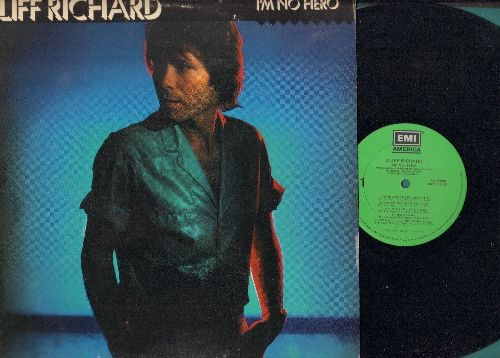 Richard, Cliff - I'm No Hero: Dreaming, Take Another Look, A Little In Love, Give A Little Bit More (vinyl STEREO LP record) - EX8/VG7 - LP Records