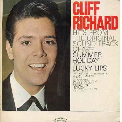 Richard, Cliff - Summer Holiday: Bachelor Boy, Lucky Lips, Dancing Shoes, All I Do Is Dream Of You, Do You Want To dance (vinyl MONO LP record) - NM9/EX8 - LP Records