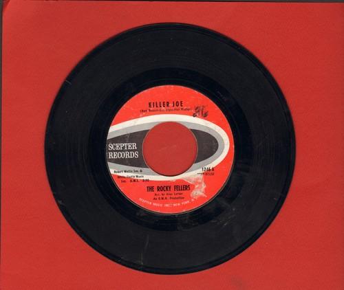 Rocky Fellers - Killer Joe/Lonely Teardrops - VG7/ - 45 rpm Records