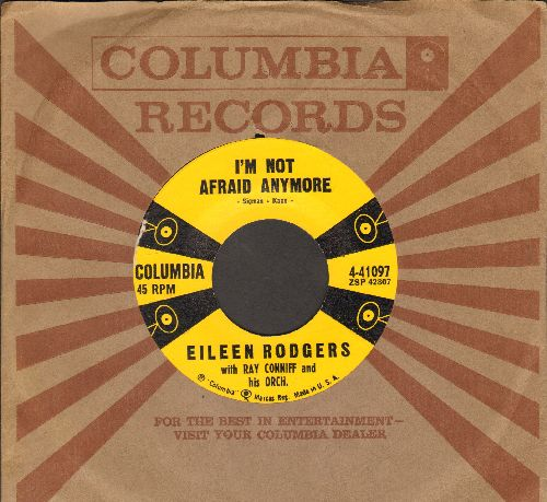 Rodgers, Eileen - I'm Not Afraid Anymore/Just In Case You Change Your Mind (with vintage Columbia company sleeve) - NM9/ - 45 rpm Records