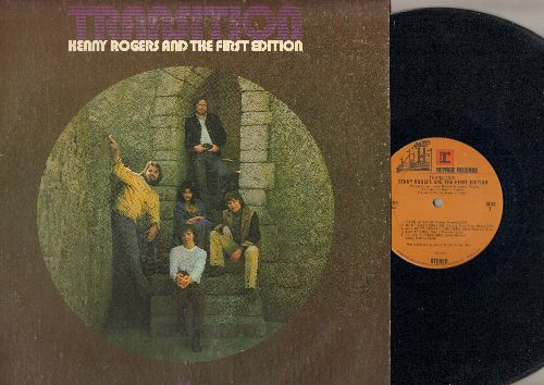 Rogers, Kenny & The First Edition - Transition: Two Little Boys, Take My Hand, Tulsa Turnaround, Poem For My Little Lady, Where Does Rosie Go, For The Good Times (vinyl STEREO LP record) - EX8/EX8 - LP Records
