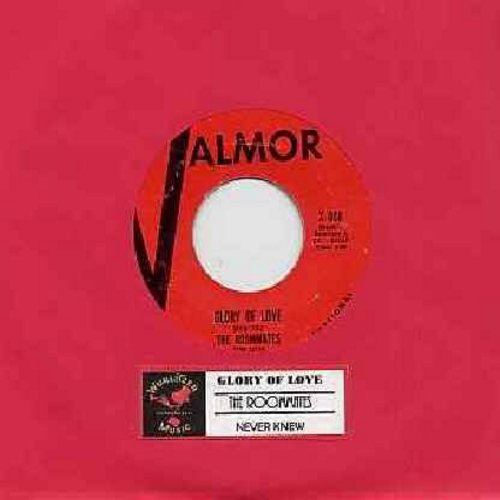 Roomates - Glory Of Love/Never Knew (with juke box label) - EX8/ - 45 rpm Records